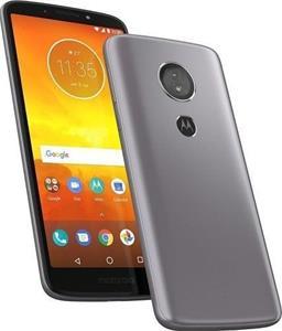 Motorola Moto E5, NFC, sivý