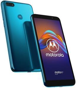 Motorola Moto E6 Play, 32 GB, Dual SIM, modrý