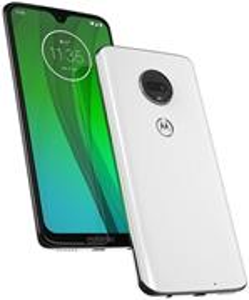 Motorola Moto G7, Dual SIM, Biely