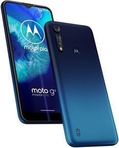 Motorola Moto G8 Power Lite, 64 GB, Dual SIM, tmavo-modrá
