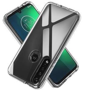 Motorola ochranné púzdro pre G8 Power, transparentné, BULK
