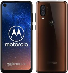 Motorola One Vision, 48 Mpx Ois, Bronzový