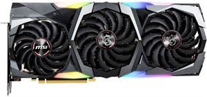 MSI GeForce RTX 2070 Super Gaming X Trio, 8 GB GDDR6, 3x DP, HDMI