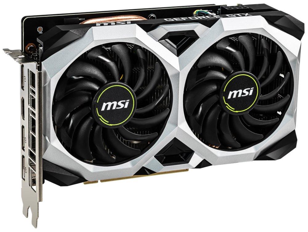 MSI nVidia GeForce GTX 1660 Ventus XS 6G OC