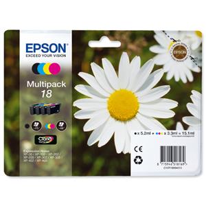 Multipack EPSON T1806 (BK/C/M/Y) číslo 18