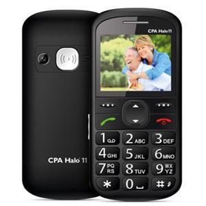 MYPHONE HALO11 Telefón pre seniorov čierny