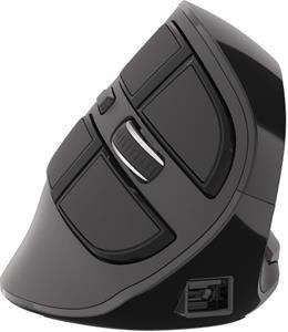 Natec Euphonie vertikálna bezdrôtová myš, Wireless, Bluetooth
