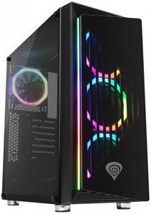 Natec Genesis Irid 400, čierna