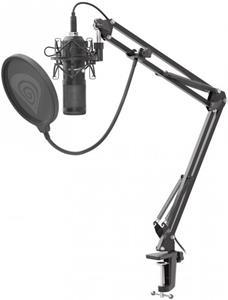 Natec Genesis Radium 400, štúdiový herný mikrofón