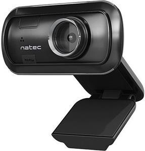 Natec Lori webkamera Full HD 1080p, mikrofón