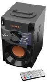 Natec Ugo Soundcube 10W Bluetooth reproduktor, čierny