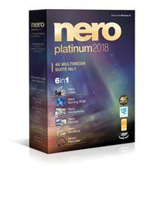 Nero 2018 Platinum - CZ