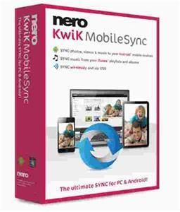 NERO Kwik Mobile Sync