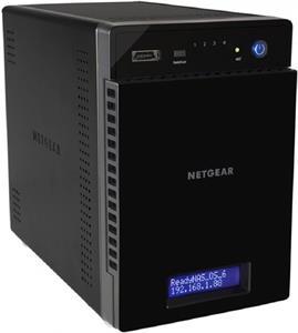NETGEAR RN214D42 + 4X2TB