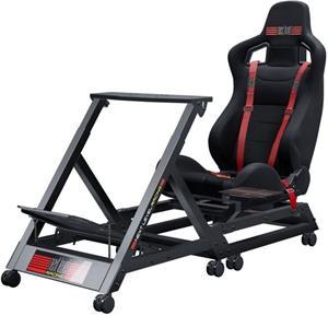 Next Level Racing GTtrack Racing Simulator Cockpit, závodný kokpit