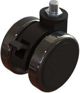 Next Level Racing Lockable Castor Wheels, 10ks prídavných koliesok