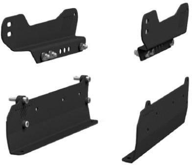 Next Level Racing Motion- Adapter Plate Rseat, adaptér na sedačku Rseat N1