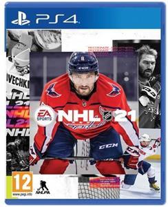 NHL 21 (hra pre PS4)