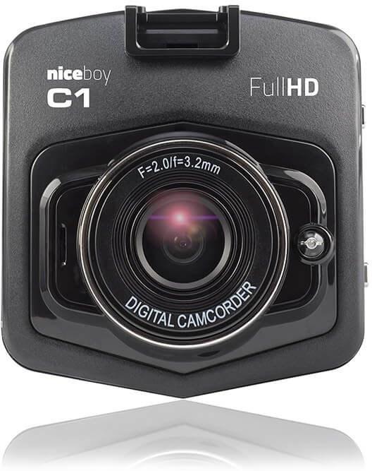 Niceboy C1, kamera do auta