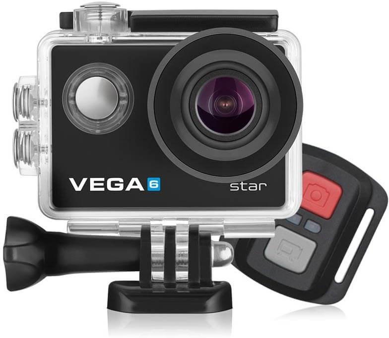 Niceboy VEGA 6 star, akčná kamera