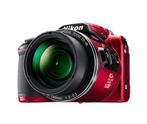 Nikon Coolpix B500 červený