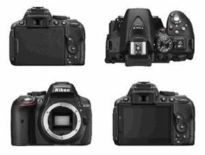 Nikon D5300 telo čierny