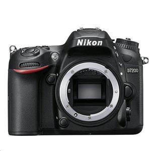 Nikon D7200 telo čierny