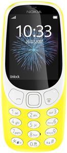 NOKIA 3310, Dual Sim, žltý