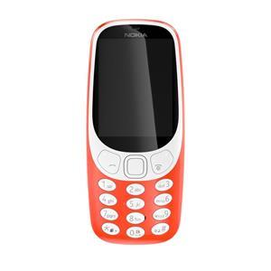 Nokia 3310 Single SIM, Červený