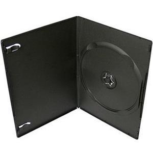 Obal na 1 DVD 7mm/čierny