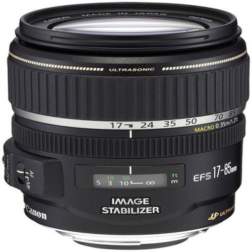 Objektív Canon EF-S 17-85MM f4-5.6 IS USM 9517A015AA  69bceb6108d