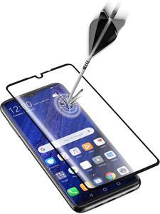 Ochranné tvrdené sklo pre celý displej CellularLine CAPSULE pre Huawei P30 Pro, čierne