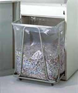 Odpadové vrecia pre skartátory 440x370x850mm 100ks