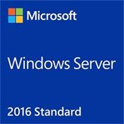 OEM WINDOWS SERVER STANDARD 2016 64B 16 CORE 1PK EN DVD
