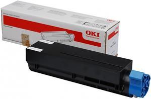 OKI 45807106, čierny, 7 000 strán, pre B412/B432/B512/MB472/MB492/MB562