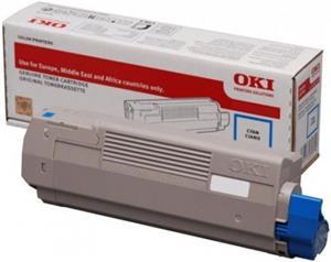 OKI 46508715, cyan, 1500 strán, pre C332/MC363