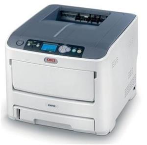 Oki C610dn (color laser), A4, 36/34ppm, duplex, USB, net
