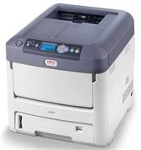Oki C711dn (color laser), A4, 36/34ppm, USB