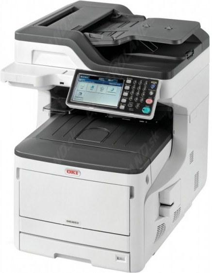 OKI MC853dn, (color laser), A3