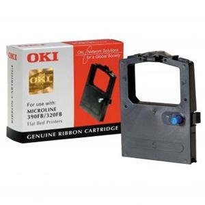 OKI páska 9002310, čierna, pre OKI ML 390FB, 320FB