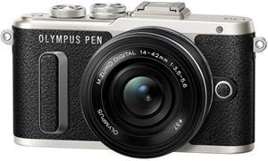 Olympus PEN E-PL8 Kit 14-42 EZ čierny