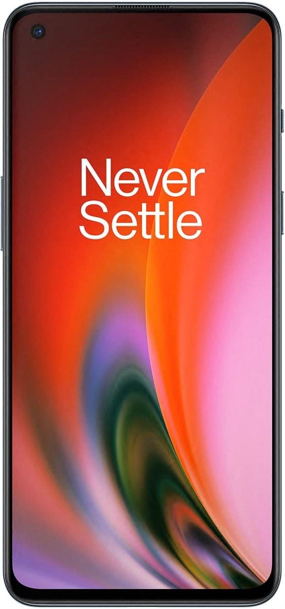 OnePlus Nord 2, 5G, 128 GB, Dual SIM, Gray Sierra