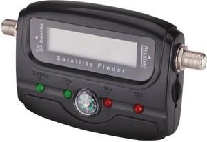 Opticum OPS ONE, indikátor satelitního signálu