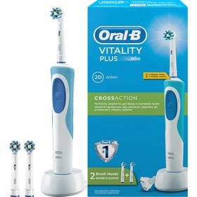 ORAL-B Vitality Plus Cross action