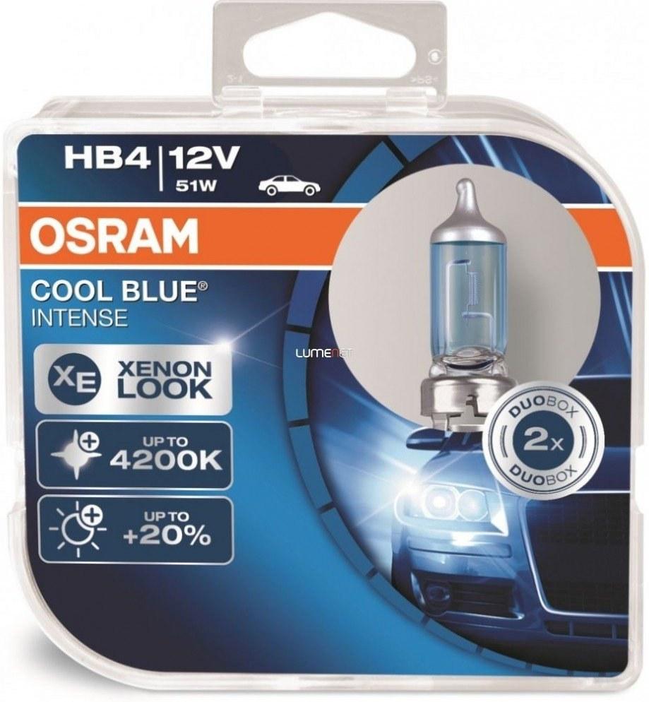 Osram Cool Blue Intense 9006CBI HB4 2ks/bal.