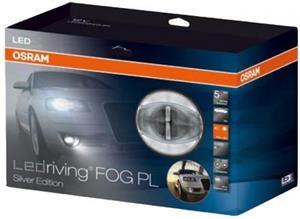 Osram LEDriving® FOG PL LEDFOG103-SR Silver Edition denné svietenie a hlmové svetlo