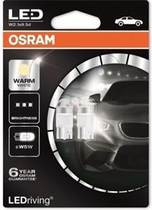 Osram LEDriving Premium 2850WW W5W 4000K 2ks/blister