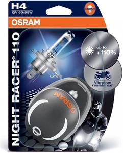 Osram Night Racer 110 64193NR1-02B H4 2ks/blister