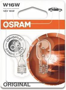 Osram Original 921-02B W16W 12V signalizačná žiarovka 2ks/blister