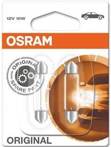 Osram Original Line 6411 C10W 41mm sufitová signalizačná žiarovka 2ks/blister